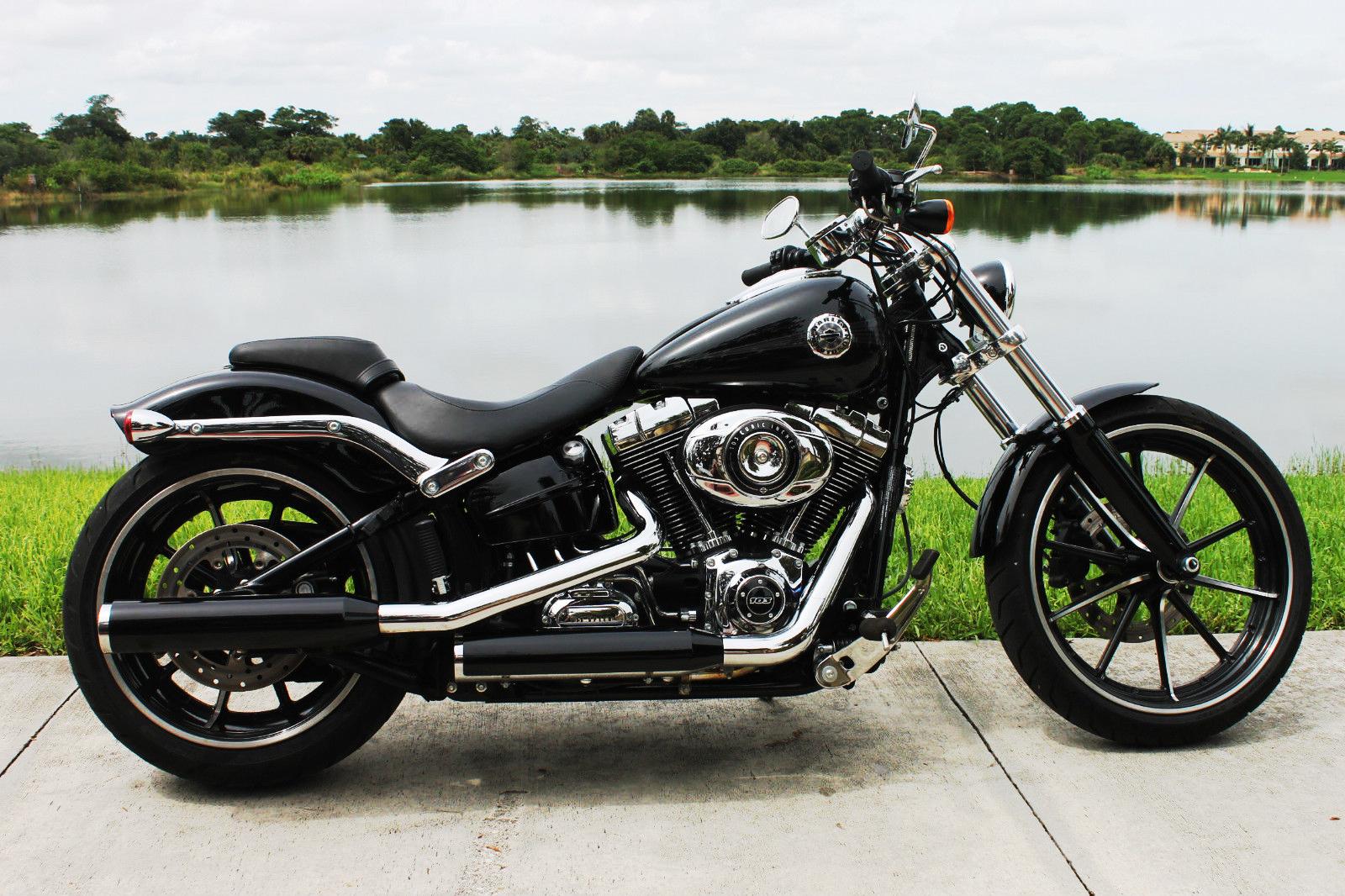 Harley Davidson Breakout For Sale >> 2014 Harley Davidson Breakout 103 FXSB