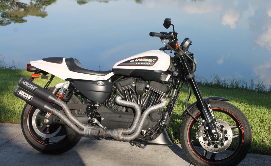 Xr Spotrsters X on Sportster Upgrades
